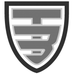 Tromsbygg logo grey